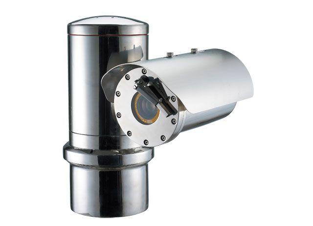 Взрывозащищённая камера видеонаблюдения Wisenet TNU-6320E