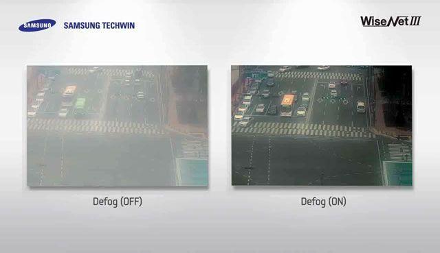 «Антитуман» или Defog  восстановление чёткости изображения в камере видеонаблюдения