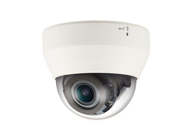 Купольная камера видеонаблюдения Wisenet QND-7080R