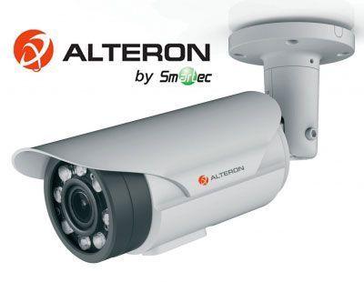 Новую 2-мегапиксельную IP-камеру для улицы Alteron KIB41 представляет компания «Смартек Секьюрити»