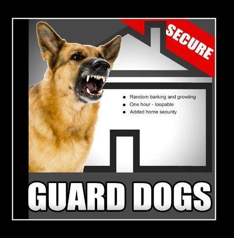 Имитатор собачьего лая Guard Dogs