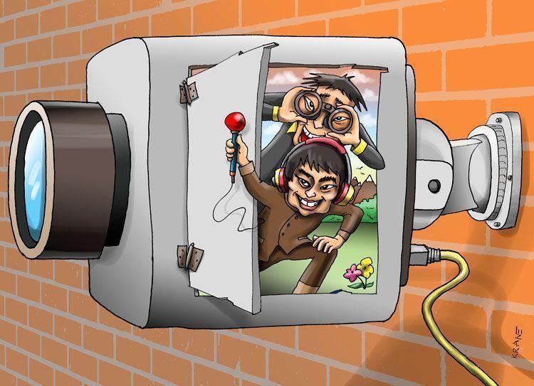 Сюрпризы китайских прошивок: IP-камеры и видеорегистраторы