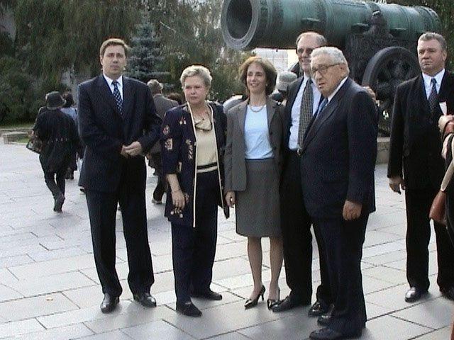Обеспечение личной безопасности Генри Киссинджера