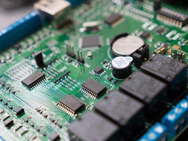 Плата серийного контроллера SIGUR E500