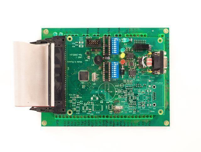 Один из первых прототипов контроллера