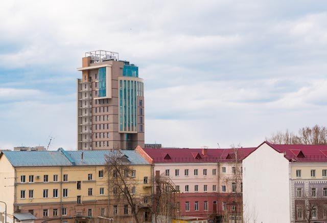 Главный офис SIGUR площадью свыше 150 кв.м. занимает весь 14-й этаж одного из новейших бизнес-центров Нижнего Новгорода — Esquire.