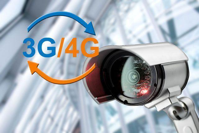 3G- и 4G-камеры видеонаблюдения